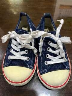 🚚 牛仔風帆布鞋、休閒鞋17號
