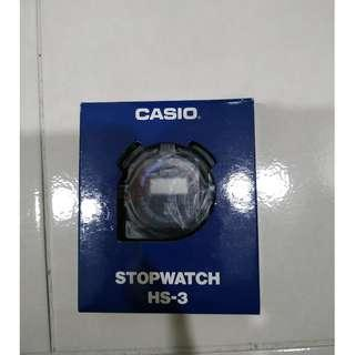 Casio Stopwatch HS-3