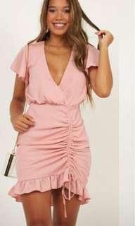 Dress in Blush