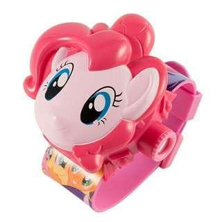 Pinkie Pie projector watch