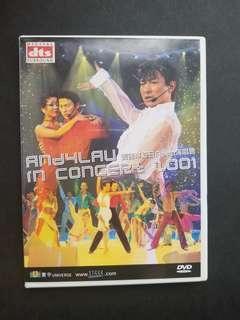 劉德華 夏日fiesta演唱會 DVD