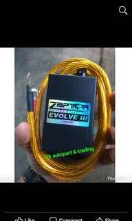 Car Voltage Stabilizer with grounding cable