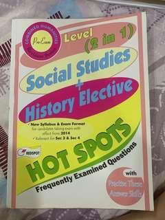 🚚 Social Studies and History Elective Assessment Book