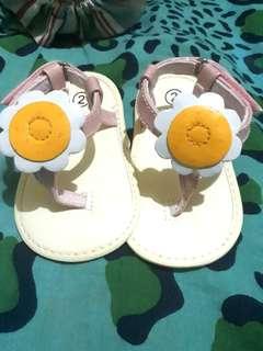 Sandal prewalker size 2 6-12 bln