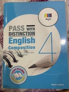 🚚 English Composition Book