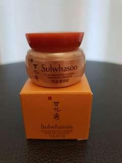 🚚 BN Sulwhasoo Concentrated Ginseng Renewing Cream Ex 5ml