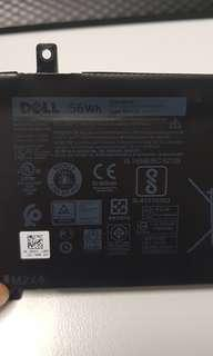 Dell XPS 15  battery replacement (Genuine)