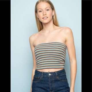 🚚 [LOOKING FOR} Brandy Melville Jenny Tube Top