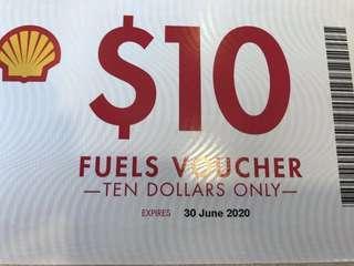 Shell Petrol Voucher