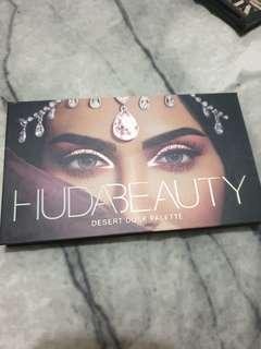Brand new Huda Beauty desert dusk palette