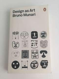 🚚 Design as Art, Bruno Munari