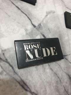 Rose eyeshadow palette