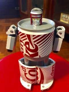 Vintage Diet Coke Transformer