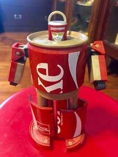 Vintage Coke Transformer