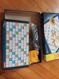 Words with Friends boardgame