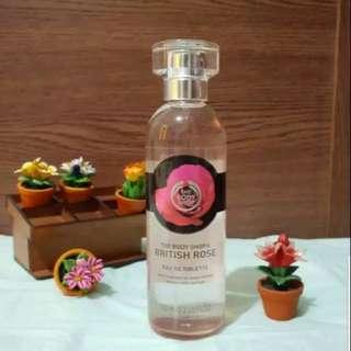 The Body Shop British Rose 100ml
