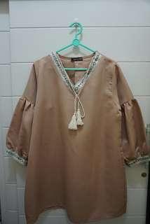 Sugar kleren cream blouse