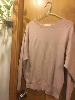 Lowrys Farm 粉紅色冷衫