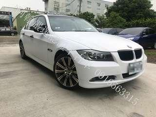 BMW 2007 320I 可詮貸 免頭款