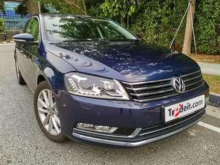Volkswagen Passat 1.8 TSI Auto