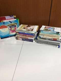 <Price for all> Bundle of Books for Pregnancy, Pregnant Mums, Breastfeeding mummies
