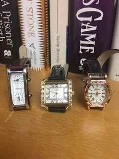 Fashion vintage watch japan 返工經典款 斯文