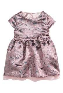 NEW H&M Baby Girl Dress sz 6-9M