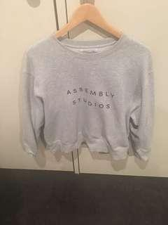 Assembly label Jumper