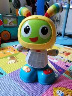 Fisher price bright beat dance & moves.