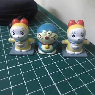 Doraemon small toys vintage