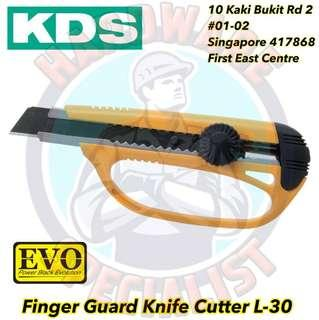 KDS Finger Guard Knife Cutter L-30