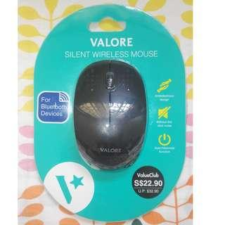 Valore Silent Wireless Mouse (AC56)
