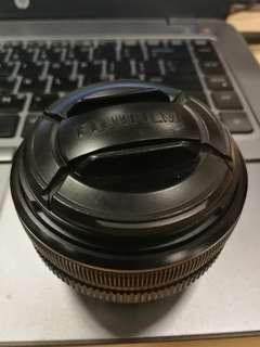 Fuji 18mm f2 pancake