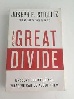 🚚 The Great Divide, Joseph Stiglitz