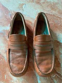 Sperry Top Sider copper brown