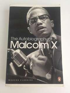 🚚 The Autobiography of Malcolm X