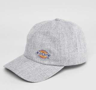 Dickies baseball cap with small logo