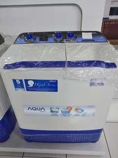 Mesin Cuci Aqua QW 881 XT
