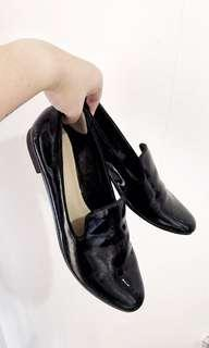 Flat shoes charles and keith , sepatu CK