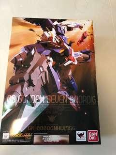 Metal Build 00 Gundam Seven Sword/G