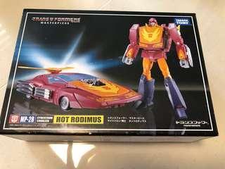 Transformers Masterpiece MP-28 Hot Rodimus