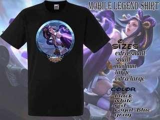 Mobile legend shirts (Unisex)