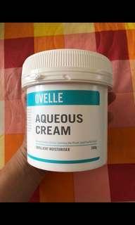 Ovelle Aqueous Cream 500g 水溶性護膚霜
