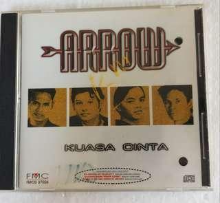 1st Pressing CD - Arrow DJ Promo