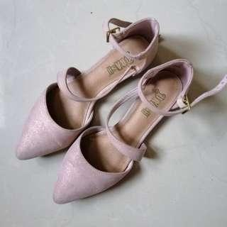 Payless flat pointed shoes