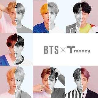 BTS LOVE YOURSELF EDITION TMONEY