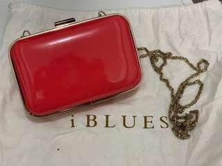 iBlues clutch/cross body handbag