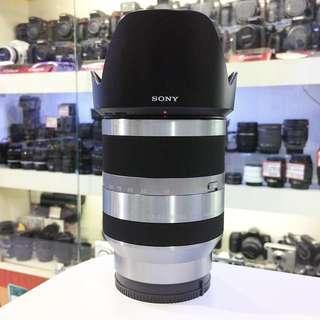 Sony E 18-200mm