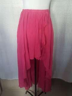 PL Pink skirt / cover up - great for summer!