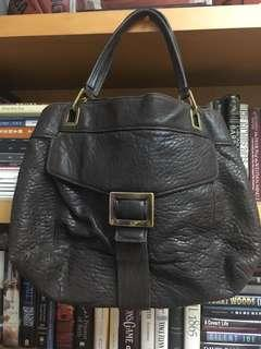 Roger Viver leather bag OL 返工大容量 真皮